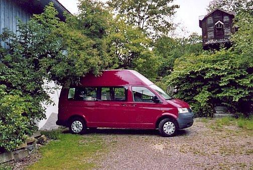 traumtrips de bericht ber den ausbau unseres vw bus t5. Black Bedroom Furniture Sets. Home Design Ideas